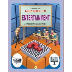 QUIZ BOOK OF ENTERTAINMENT