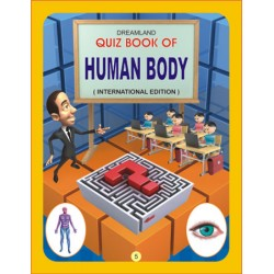 QUIZ BOOK OF HUMAN BODY