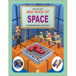 QUIZ BOOK OF SPACE