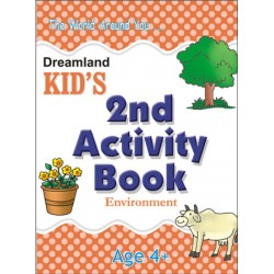 Kid's Activity Books: 2nd Activity Book Enviornment