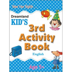 Kid's Activity Books: 3rd Activity Book English