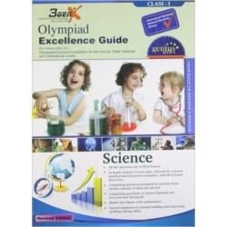 Olympiad Excellence Guide for Science (Class-1)