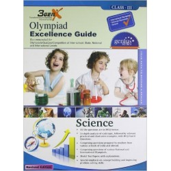 Olympiad Excellence Guide for Science (Class-3)