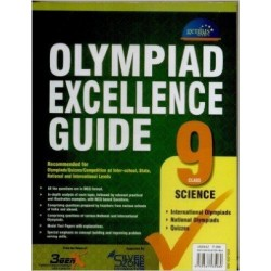 Olympiad Excellence Guide for Science (Class-9)