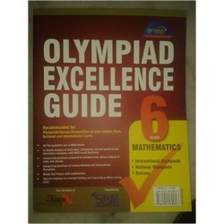 Olympiad Excellence Guide for Mathematics (Class-6)