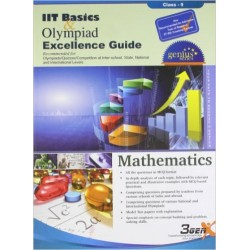 Olympiad Excellence Guide for Mathematics (Class-9)
