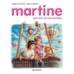 Martine and the Hot-Air Balloon