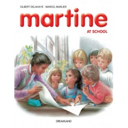 Martine at School
