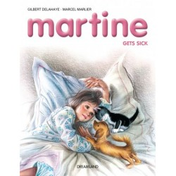 Martine gets sick