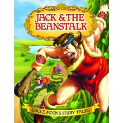 Uncle Moon's Fairy Tales: Jack And The Beanstalk