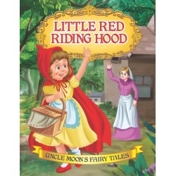 Uncle Moon's Fairy Tales: Little Red Riding Hood