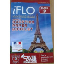 IFLO SAMPLE QUESTION PAPER BOOKLET CLASS 9