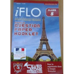 IFLO SAMPLE QUESTION PAPER BOOKLET CLASS 8