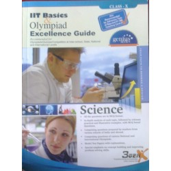 Olympiad Excellence Guide for Science Class-X