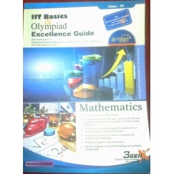 Olympiad Excellence Guide for Mathematics (Class-10)