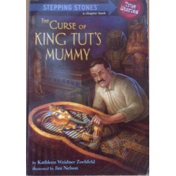 The Curse of King Tut's Mummy(A Stepping Stone Book(TM))