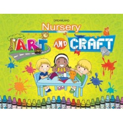 Nursery Art & Craft Book