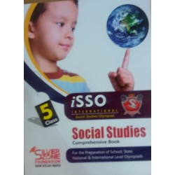 Silverzone International Social Studies of Olympiad book 5