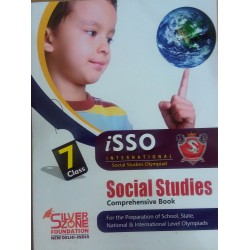 Silverzone International Social Studies of Olympiad book 7