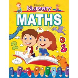 Nursery Maths Book