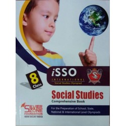 Silverzone International Social Studies of Olympiad book 8