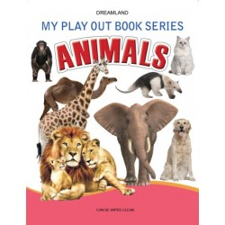 My Play Out Book Series: Animals