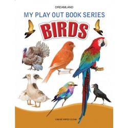 My Play Out Book Series: Birds
