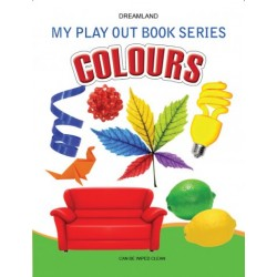 My Play Out Book Series: Colours