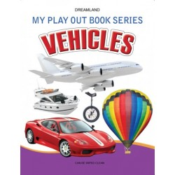 My Play Out Book Series: Vehicles