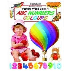 Picture Word Book 1