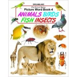 Picture Word Book - Part 4