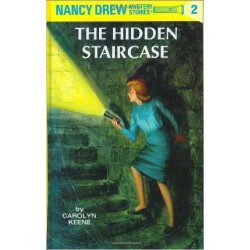 Nancy Drew 02: The Hidden Staircase (Hardcover)