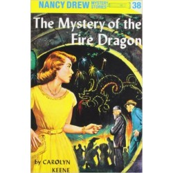 Nancy Drew 38: the Mystery of the Fire Dragon (Hardcover)