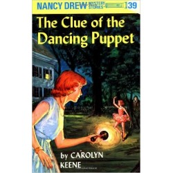 Nancy Drew 39: the Clue of the Dancing Puppet (Hardcover)