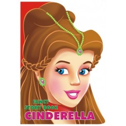 Fancy Story Book : Cinderella