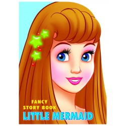 Fancy Story Book : Little Mermaid