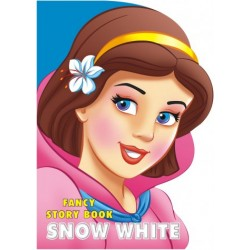 Fancy Story Book : Snow White