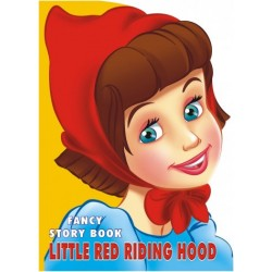 Fancy Story Book : Little Red Riding Hood