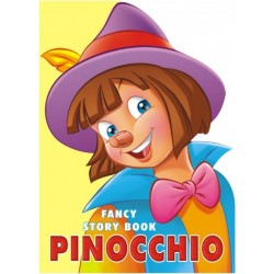 Fancy Story Book : Pinocchio