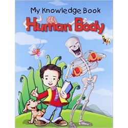 Human Body: 1 (My Knowledge Book)