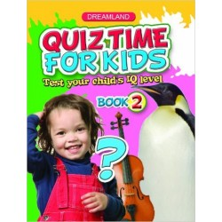 Quiz Time for Kids - Part 2