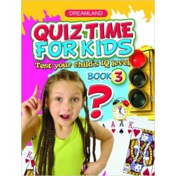 Quiz Time for Kids - Part 3