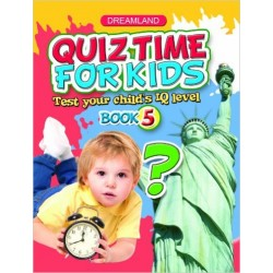Quiz Time for Kids - Part 5
