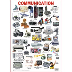 Educational Charts Series: Communication